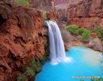 معنالی دیدن رویای آبشار زیبا چیست؟