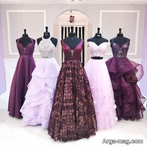لباس برای ساقدوش عروس