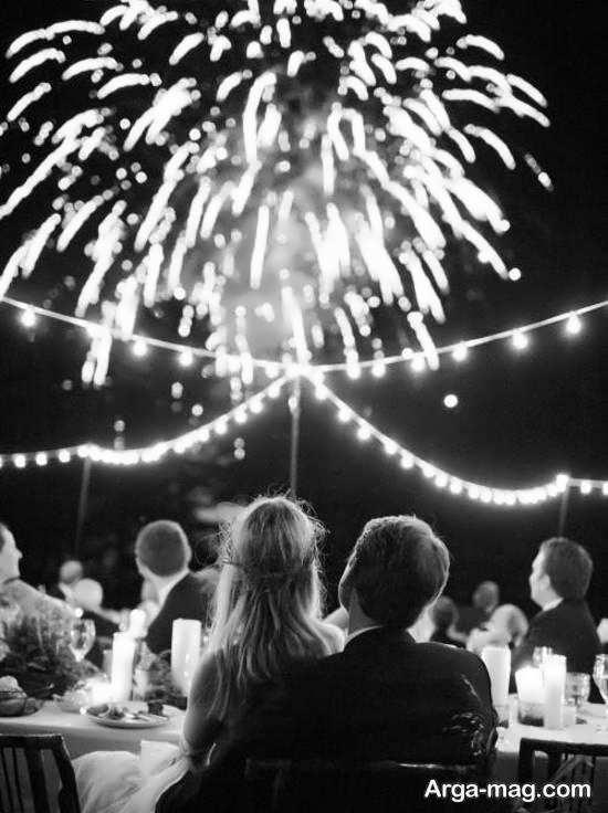 آشنایی با آتش بازی عروسی
