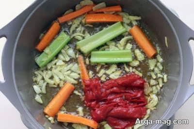 روش تهیه زرشک پلو با مرغ
