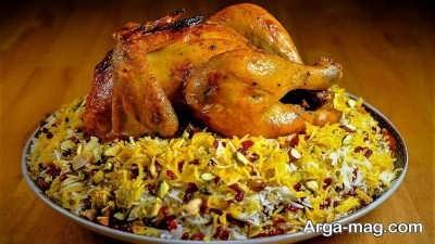 دستور تهیه زرشک پلو با مرغ