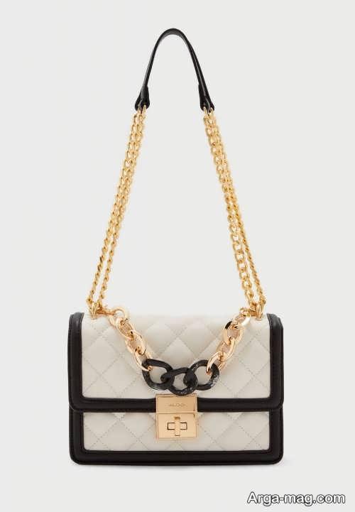 مدل کیف سفید