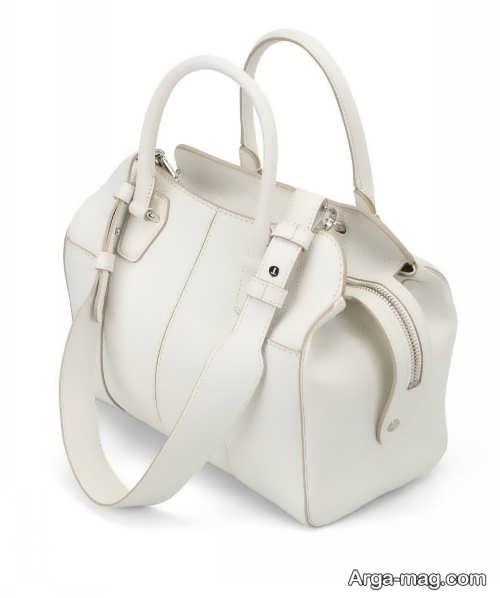 طرح های کیف سفید