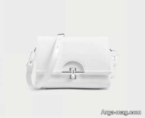 مدل های کیف سفید