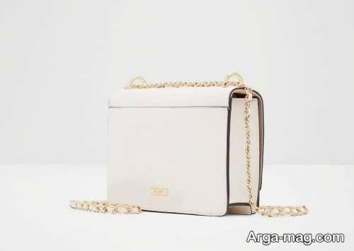 مدل کیف سفید و خاص