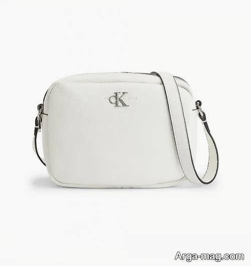 مدل کیف ساده و سفید