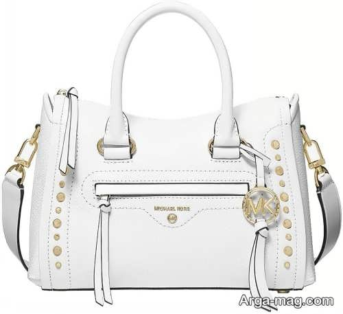 مدل کیف زنانه سفید