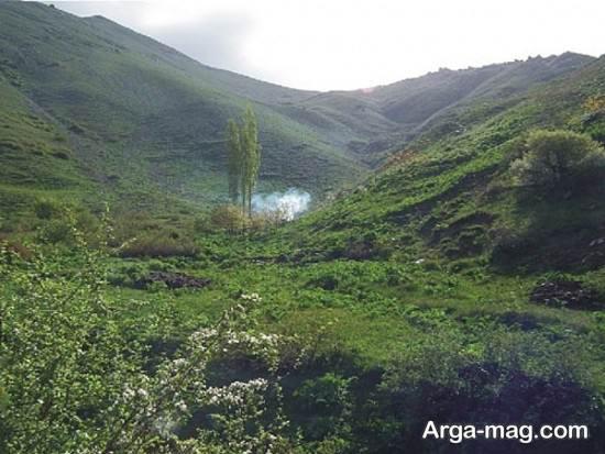 abnik 2 - روستای آبنیک رودبار با مناظر و چشم اندازهای زیبا