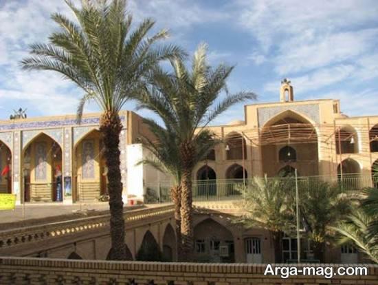 بناهای تاریخی بافق