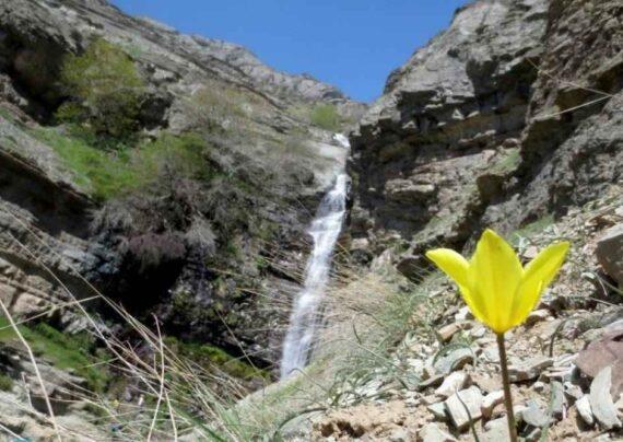 آبشار گلوکان شمیرانات