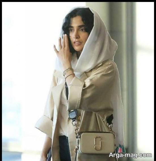 عکس های الهه حصاری بازیگر سریال زخم کاری
