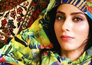 عکس های مونا فرجاد در مراسم اکران فیلم آبجی
