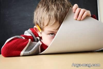 افسردگی یکی از علت های خستگی در کودکان
