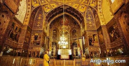 معماری درون بیت اللحم