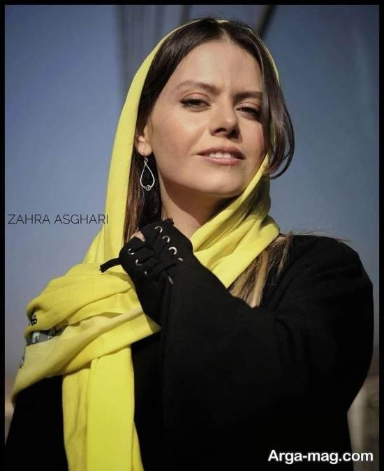 عکس های غزال نظر در جشنواره جهانی فیلم فجر