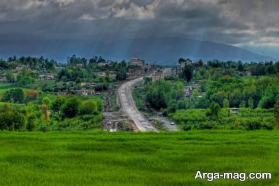 جاذبه های تابستانی ایران