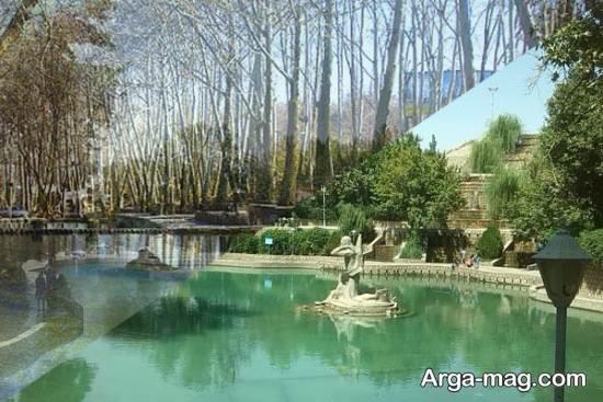 طبیعت تابستانی ایران