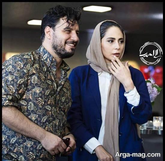 عکس های جواد عزتی بازیگر سریال زخم کاری