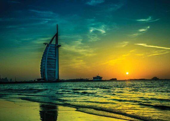 ساحل جمیرا جاذبه گردشگری دبی