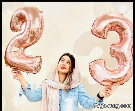 عکس های جشن تولد مهسا هاشمی