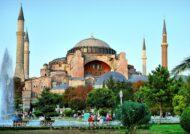 بنای مسجد ایاصوفیه