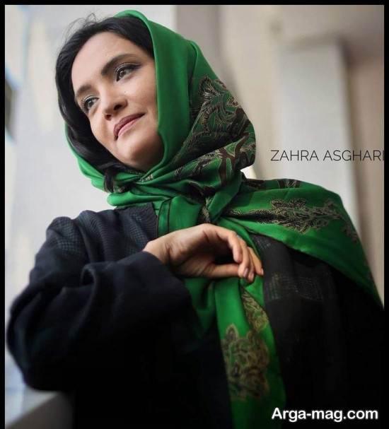 عکس های میترا حجار در مراسم سی و هشتمین جشنواره جهانی فیلم فجر