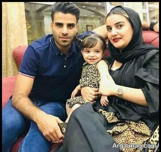 عکس های علیرضا بیرانوند در کنار همسرش