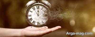 تلف شدن وقت