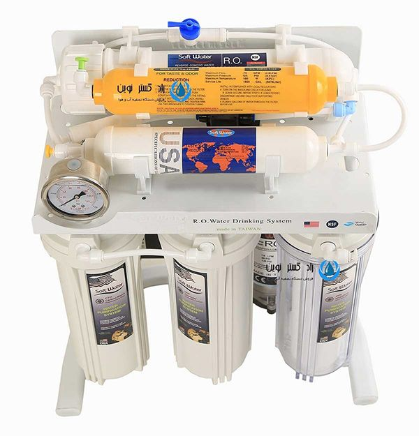 بررسی مشخصات انواع دستگاه تصفیه آب خانگی