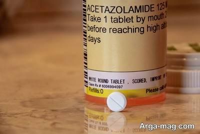 ازلاعاتی درباره داروی استازولامید