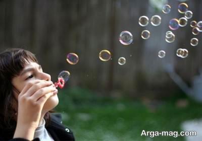 معنای رویای حباب