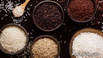 معرفی برنج مناسب برای کاهش وزن