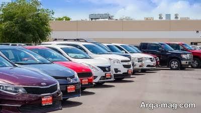 چگونگی خرید و فروش ماشین
