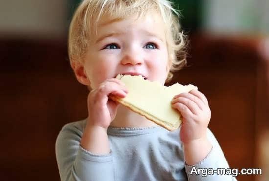 مزایای مصرف پنیر برای کودکان