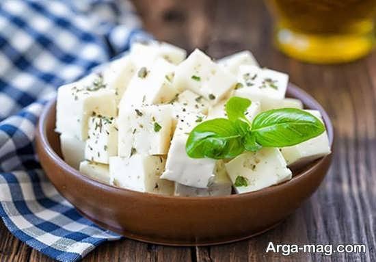 نحوه مصرف پنیر برای بچه ها