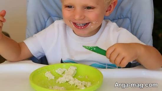 روش های دادن پنیر به بچه ها