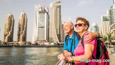 فرهنگ رایج مردم امارات