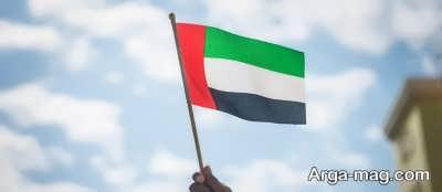 موقعیت جغرافیایی سرزمین امارات