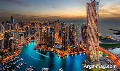 آشنایی با پایتخت امارات