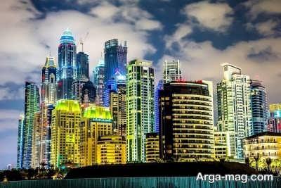 خلاصه از تاریخچه کشور امارات