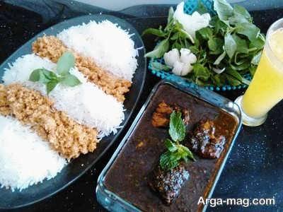 Culinary offer with Ahwazi menu 8 - آشپزی آخر هفته ۳۱ تیر ماه با منوی اهوازی