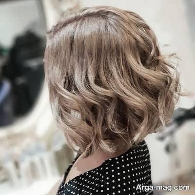 آموزش کرلی کردن موی سر