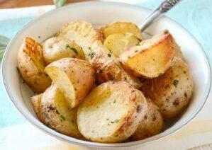 طرز تهیه غذای رژیمی با سیب زمینی