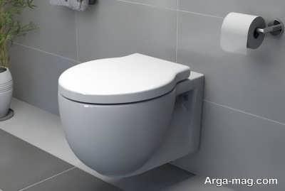 برخی عیوب توالت فرنگی