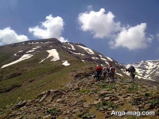 معرفی آبادی ایگل و آبشار آن