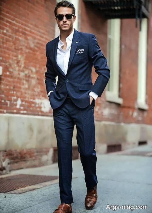 سبک پوشش مردانه الگانت