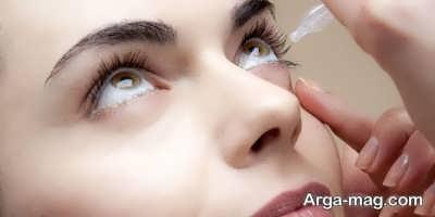 عامل ترشح چشم