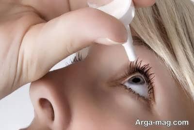 علل ترشح چشم