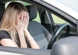 چرایی ترس از تصادف
