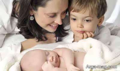 خصوصیات تربیتی فرزند اول